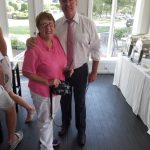 Sheila Wilson and Rep Bruce Ayers