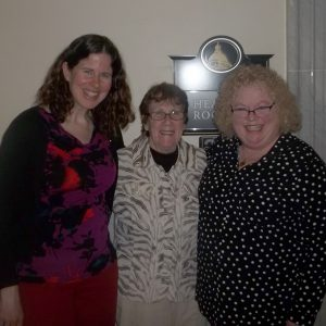 Maryanne Bray, Sheila Wilson, Elizabeth Dalton